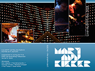 DVD Cover for the Mary-Ann Kiefer Band