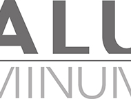 Redesign of aluminum logo